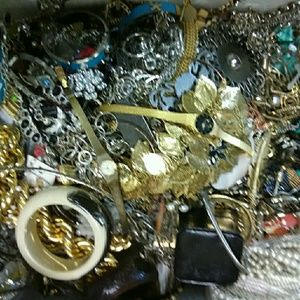 Other - Vintage costume jewelry modern mix wholesale lot